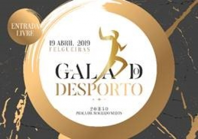 FELGUEIRAS - GALA DO DESPORTO