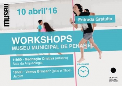 Workshops no Museu Municipal de Penafiel